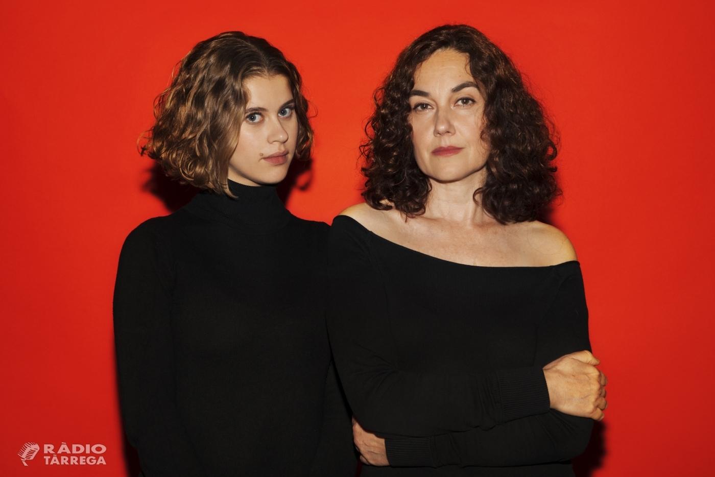"""Tàrrega tanca la 26a Temporada de Teatre el dissabte 16 de gener amb """"Monroe – Lamarr"""", trobada imaginària entre les dues mítiques actrius de Hollywood"""