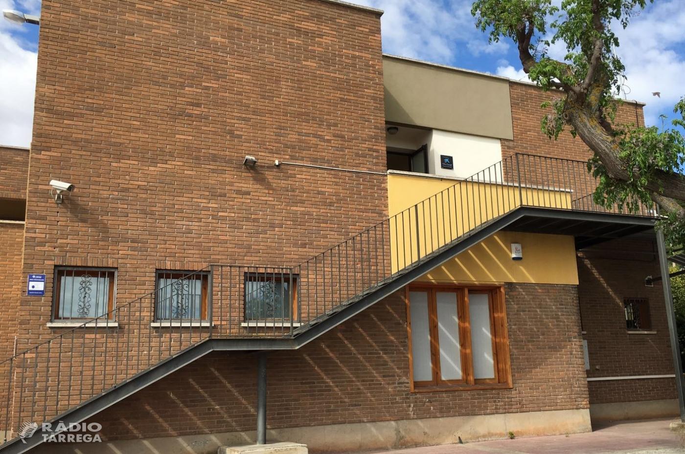 Tàrrega transforma l'alberg de transeünts en un espai d'atenció social per a persones del municipi en situació de vulnerabilitat