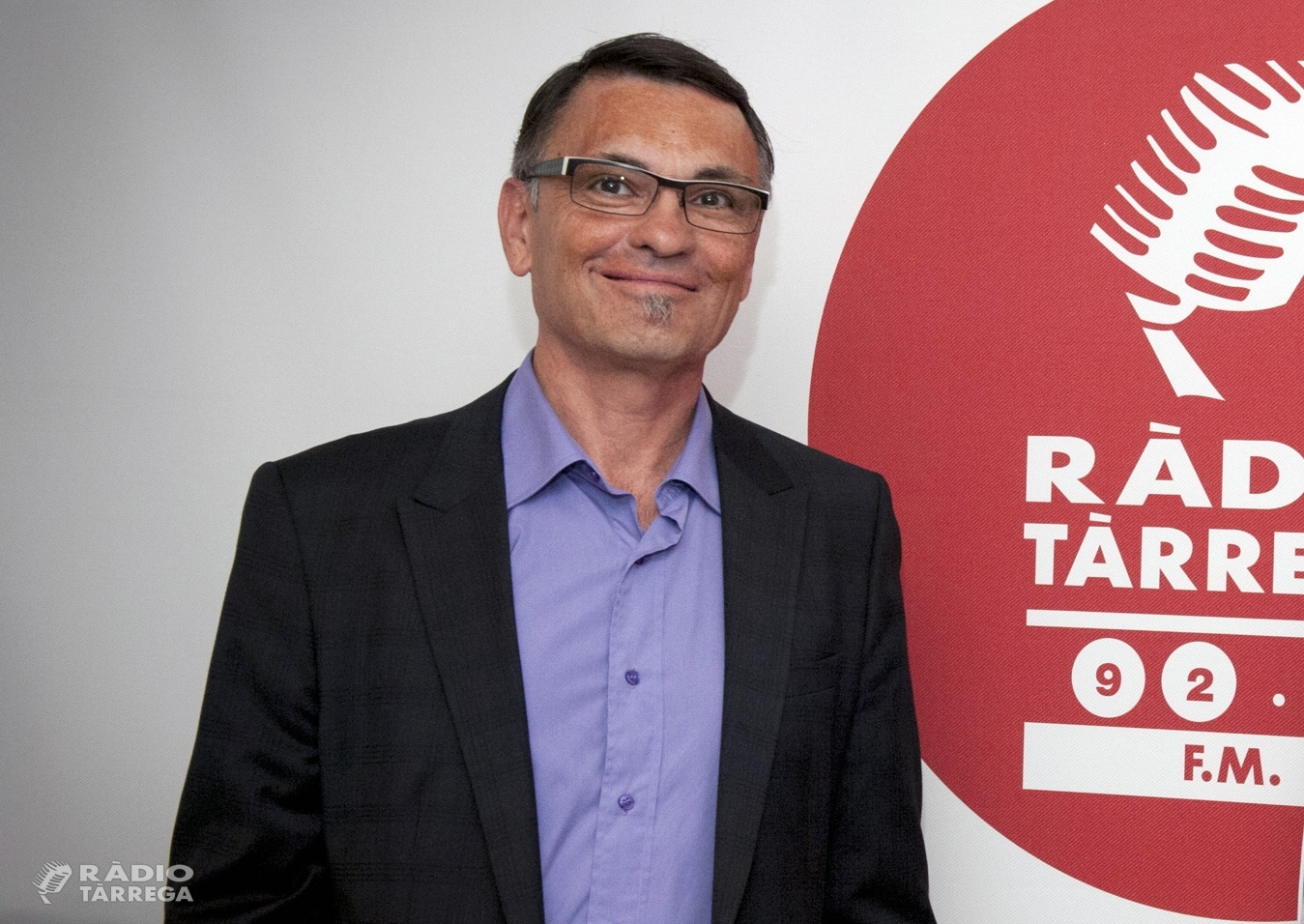 Ramon Puiggener ha fet avui el seu últim magazín matinal després de 48 anys a Ràdio Tàrrega