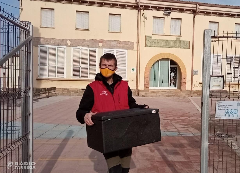 El Consell Comarcal de l' Urgell i Quàlia volen garantir els menús escolars en cas de confinament