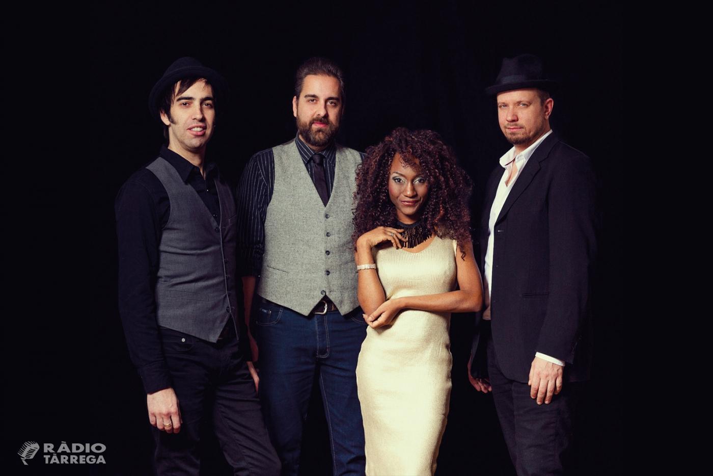 Koko-Jean & The Tonics i el saxofonista Dani Nel·lo portaran dissabte vinent el millor soul al cicle Tàrrega Sona