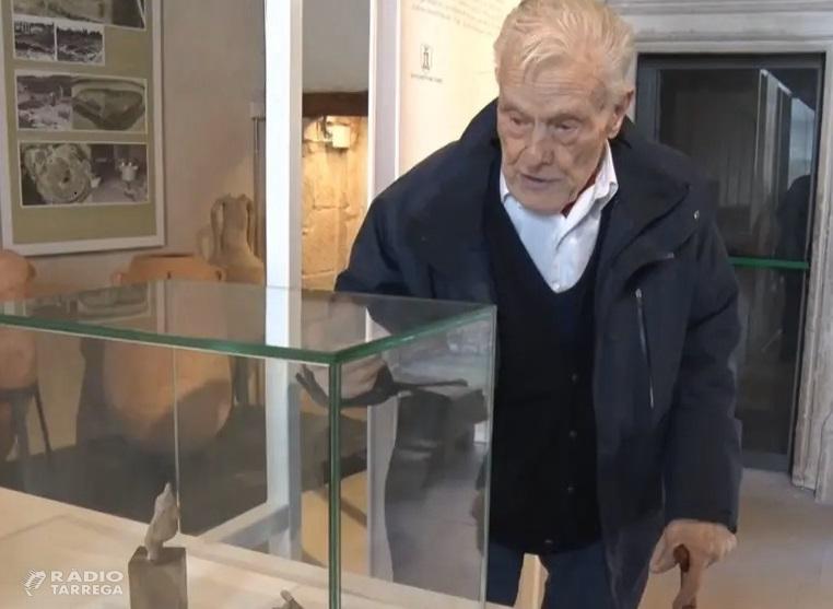 Mort l'historiador verduní Ramon Boleda Cases als 98 anys