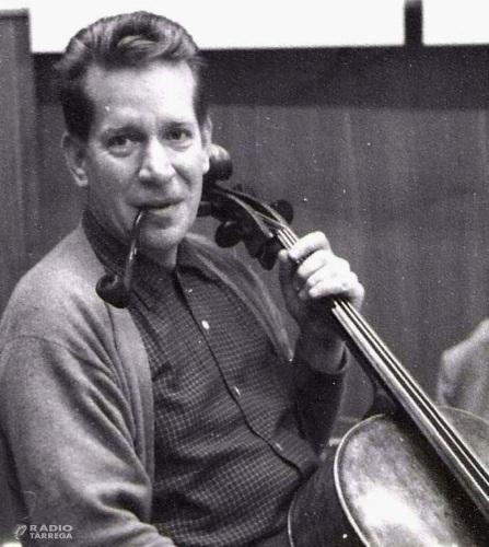 Francesc Gabarró, el fill de Verdú violoncel·lista dels Beatles i Frank Sinatra entre d'altres