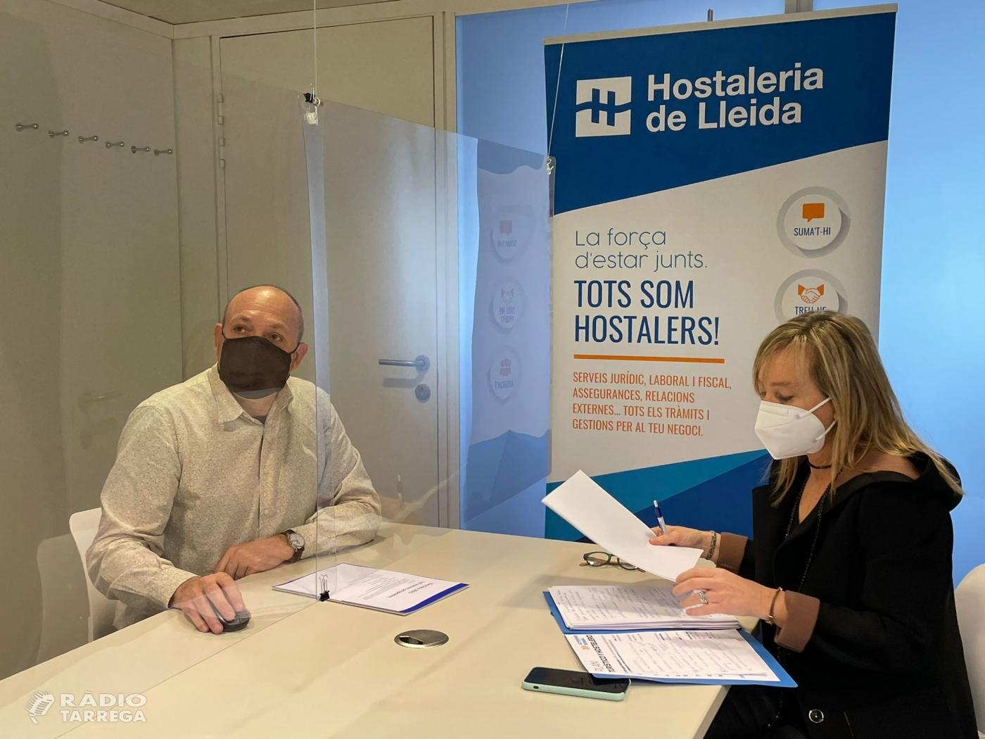 El PP Lleida proposa eximir d'impostos als establiments que no generen ingressos