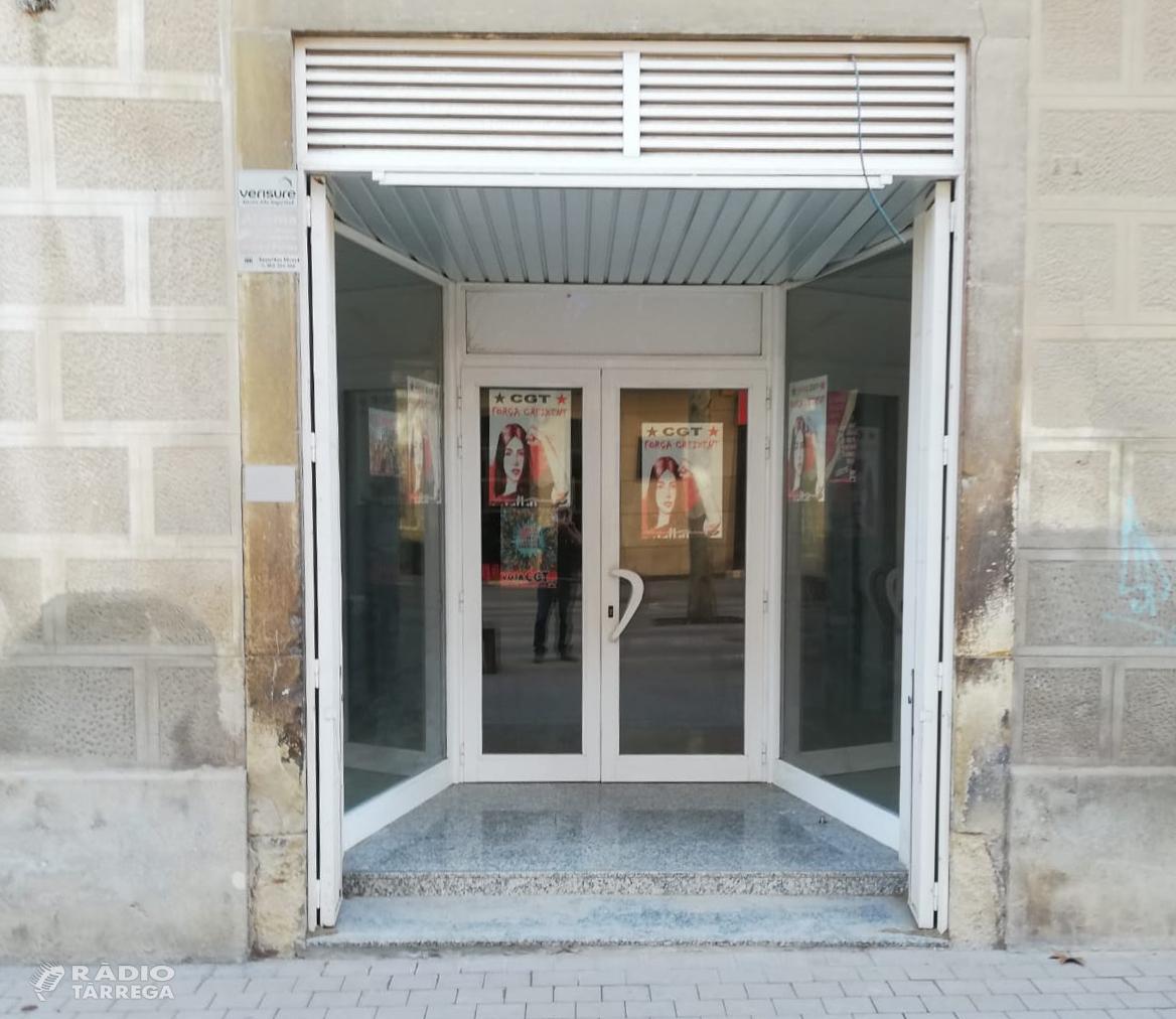 Es constitueix el sindicat CGT Urgell-Segarra