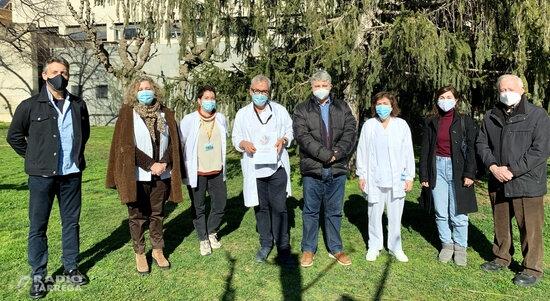 L'Hospital Santa Maria de Lleida publica una guia per millorar la qualitat de vida dels pacients amb fibromiàlgia