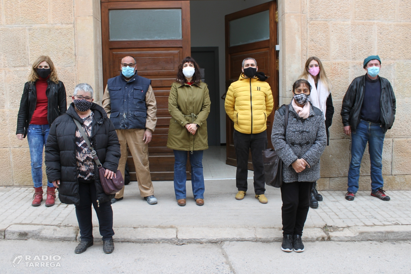 L'Ajuntament de Tàrrega contracta sis persones en situació d'atur en el marc del programa 'Treball i Formació'