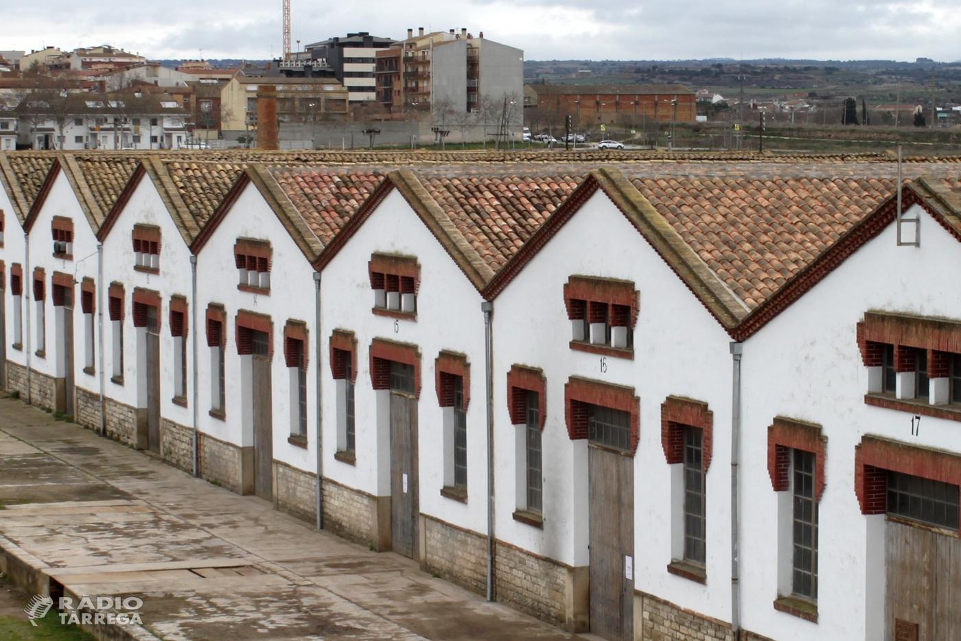 Finalitzen les obres de restauració de les cobertes en tres naus del Museu Trepat de Tàrrega
