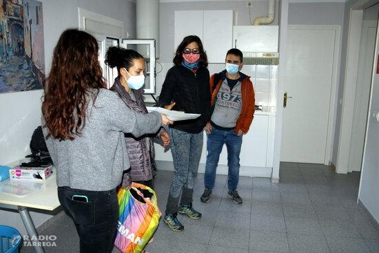 Una seixantena de responsables de residències de Lleida es formen en prevenció de covid-19