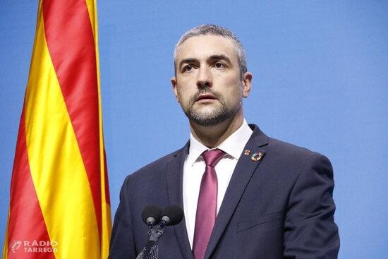 El conseller Bernat Solé es reunirà amb Ponent Coopera i Cartaes, a Tàrrega, per conèixer la seva implicació amb l'Agenda 2030