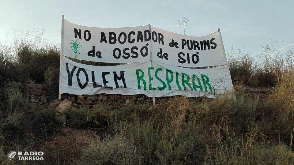 El TSJC anul·la les llicències ambiental i d'obra de la planta de Compostatge d'Ossó de Sió