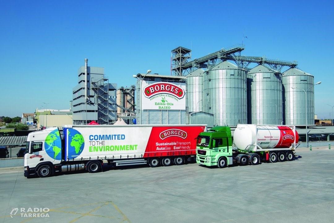 Borges Agricultural & Industrial Edible Oils renova el certificat del Consell Oleícola Internacional