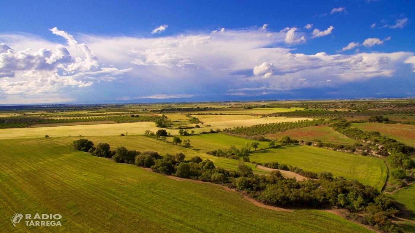 Es firma un nou conveni per a la dinamització i conservació de l'espai natural dels secans de Belianes-Preixana