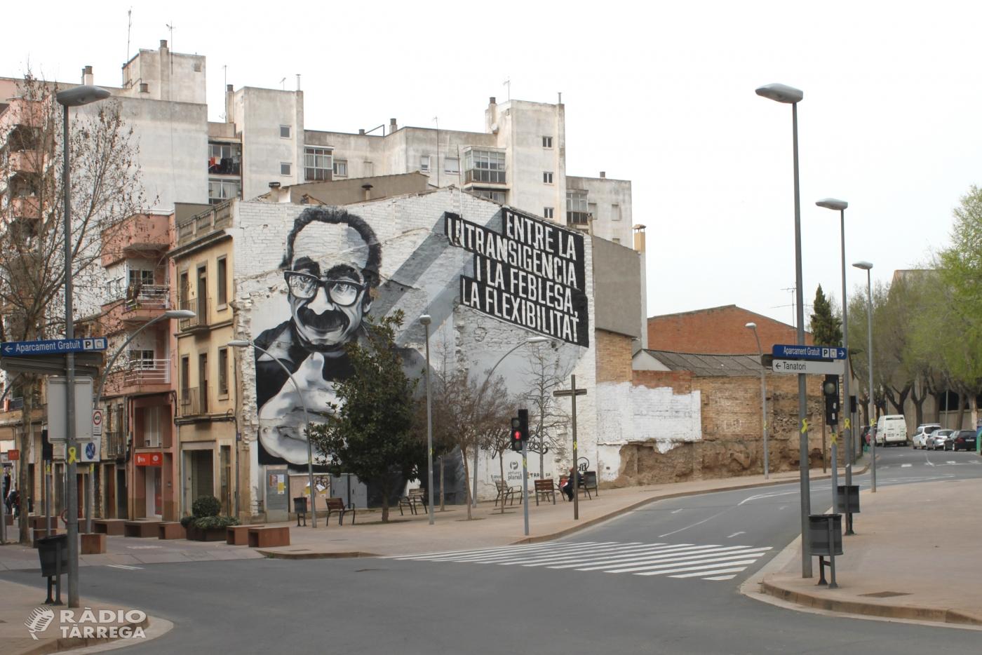 L'Ajuntament de Tàrrega dedicarà un espai urbà de l'avinguda de Catalunya a la memòria del Dr. Josep Domingo Mas