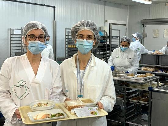 Elaboren una dieta específica per a pacients amb covid-19 ingressats als hospitals Arnau de Vilanova i Santa Maria