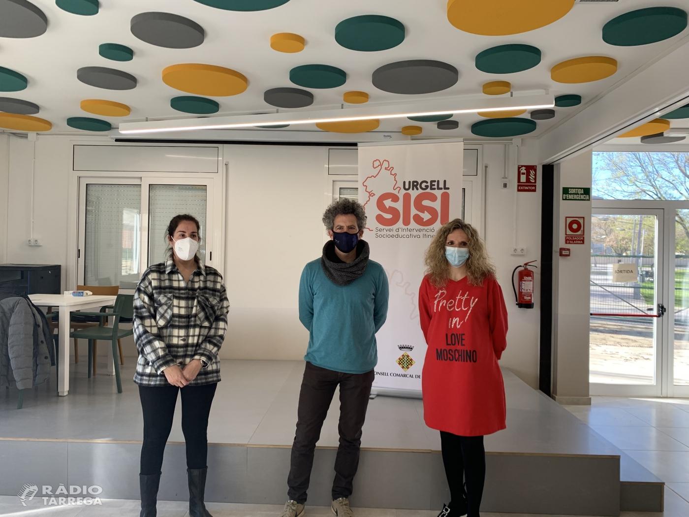 S'inaugura el SISI Urgell d'Agramunt amb la implantació dos nous serveis per a infants i adolescents