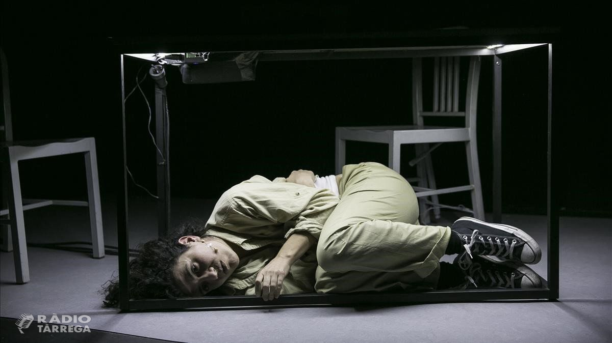 Tàrrega porta aquest dimecres 24 de març al Teatre Ateneu el monòleg Infanticida de Caterina Albert amb música composta per Clara Peya