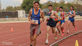 L'atleta targarí Xavier Badia es proclama subcampió de Catalunya en 10.000m Masculí Absolut