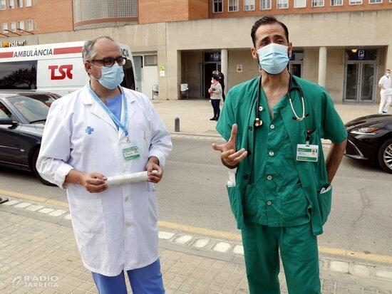 Sanitaris de Lleida aposten per fer 'confinaments selectius a les poblacions' per reduir la transmissió del virus