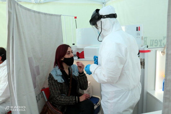 La regió sanitària de Lleida comença a recuperar activitat quirúrgica per la caiguda d'hospitalitzacions per la covid-19