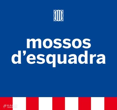 Els Mossos d'Esquadra detenen quatre persones a Cervera per tres robatoris amb força en deixalleries de Guissona i Tàrrega
