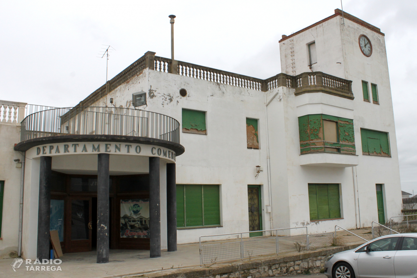 Adjudicada la rehabilitació de l'antic edifici d'oficines del conjunt arquitectònic de Cal Trepat