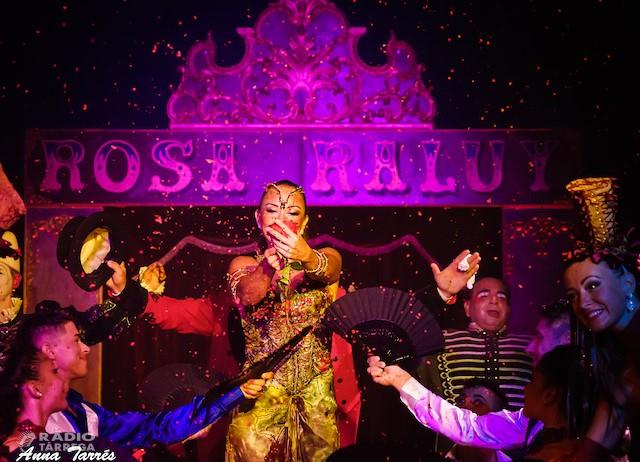 Circ Històric Raluy presenta per primer cop a Tàrrega el seu nou espectacle VEKANTE