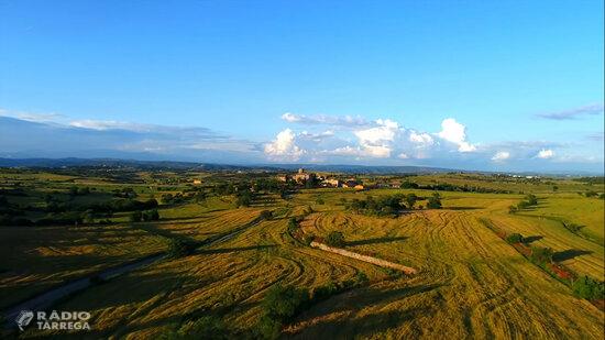 Elaboren vídeos divulgatius per difondre el valor paisatgístic, natural i agrícola dels Secans de Lleida