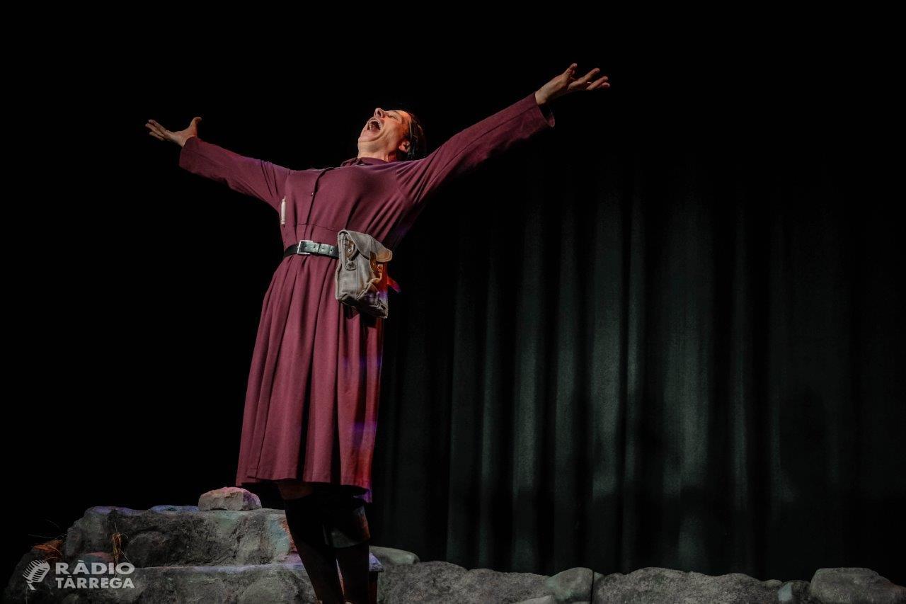 'Mort a les cunetes' al teatre Armengol de Bellpuig