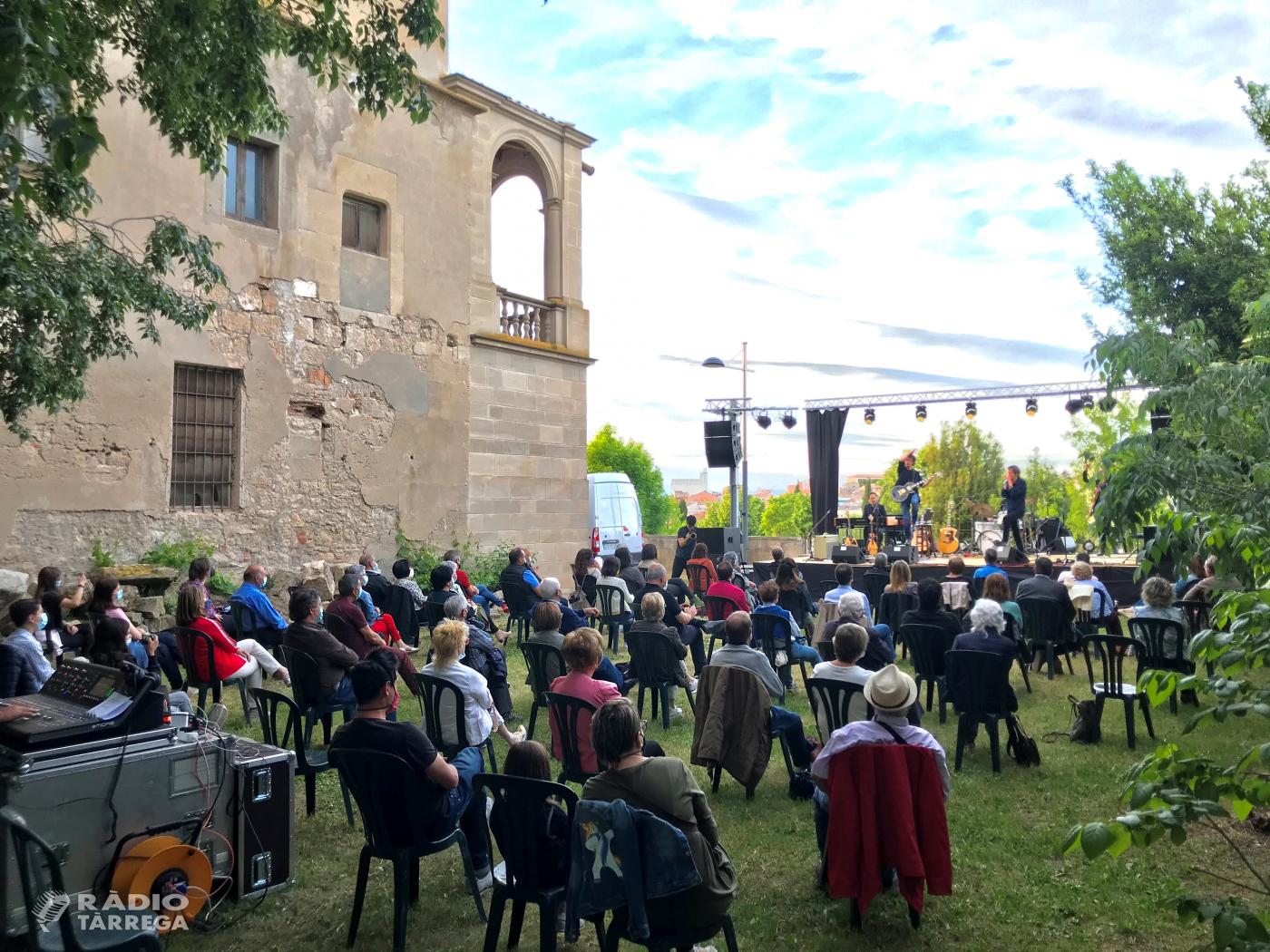 El convent de Sant Bartomeu de Bellpuig inicia el cicle 'Ritmes! Batecs de Cultura als museus, monuments i jaciments' de Catalunya amb un concert d'Eduard Iniesta
