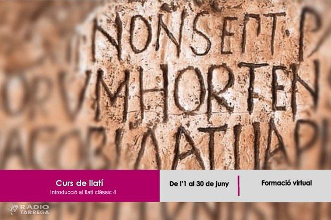 L'Arxiu Comarcal de l'Urgell comença un curs virtual gratuït de llatí