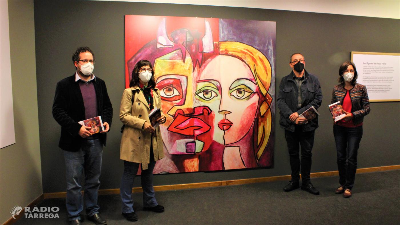 Últims dies per visitar l'exposició del cubista Palau Ferré al Museu Tàrrega Urgell