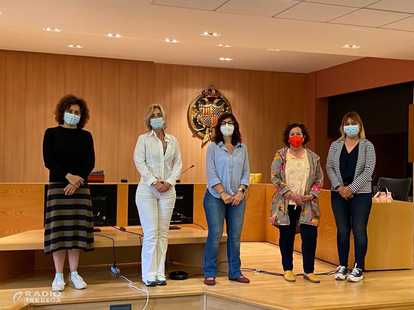 El Casal Cívic de Tàrrega acull les primeres donacions de plasma de la província de Lleida