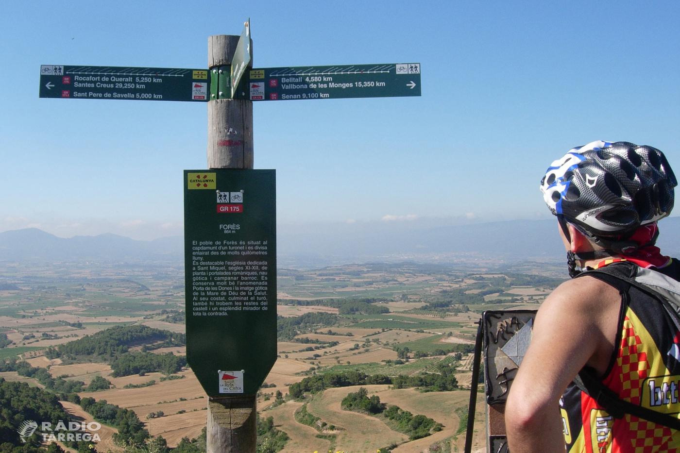 La Ruta del Cister presenta un producte turístic innovador i únic a nivell internacional