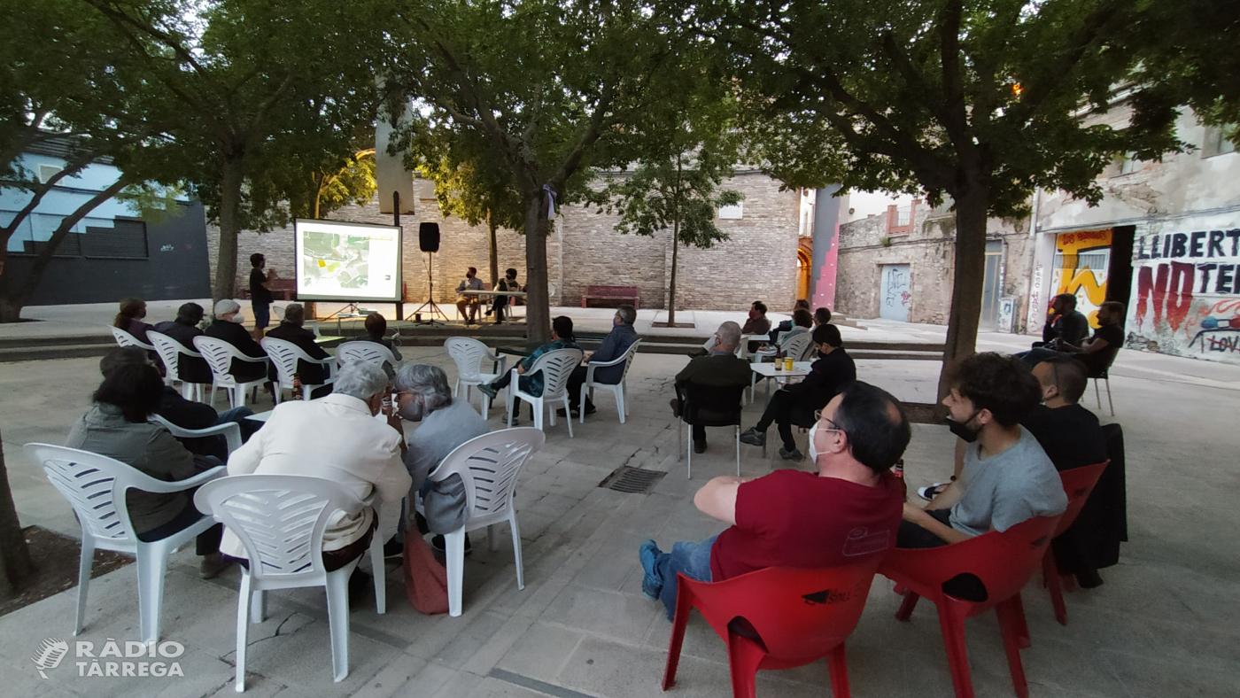 Bona participació als actes de presentació del projecte i bioblitz de Lluçà