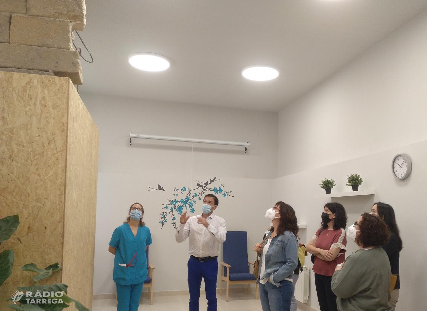 La residència Sant Antoni de Tàrrega reprèn el Servei de centre de dia en unes noves instal·lacions