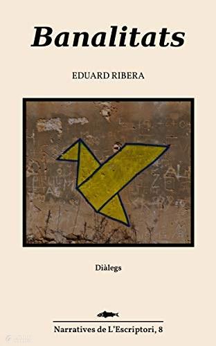L'escriptor Eduard Ribera presenta el seu llibre 'Banalitats' a la Biblioteca de Tàrrega