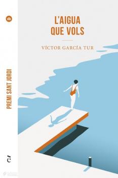 Ómnium Segarra-Urgell presenta a Tàrrega la novel·la premi Sant Jordi 'L'aigua que vols' de Víctor García