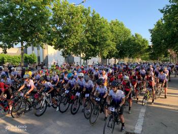Èxit de la cursa 'Pedals de dona' de Tàrrega que ja prepara la pròxima edició