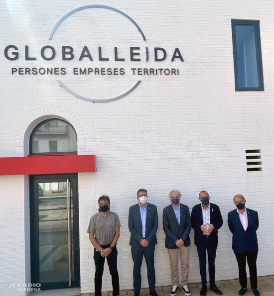 La Diputació refunda GlobaLleida dins el Patronat de Promoció Econòmica