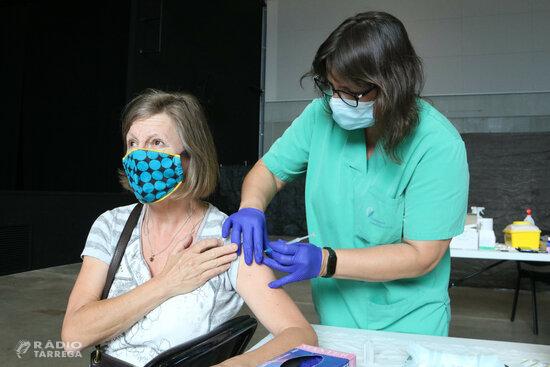 Els ciutadans de 30 a 34 anys podran començar a demanar cita per vacunar-se el proper dilluns