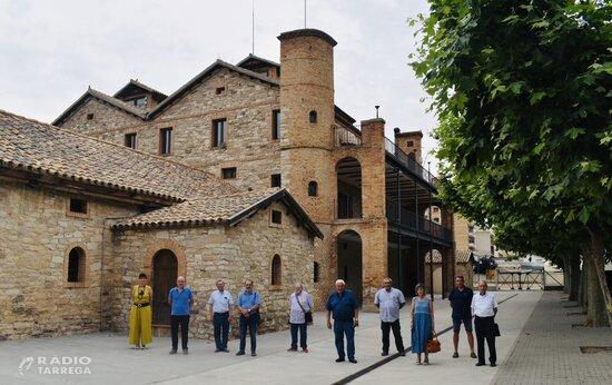 Constitueixen la Fundació Canals d'Urgell per conservar el patrimoni històric i difondre la contribució d'aquest regadiu