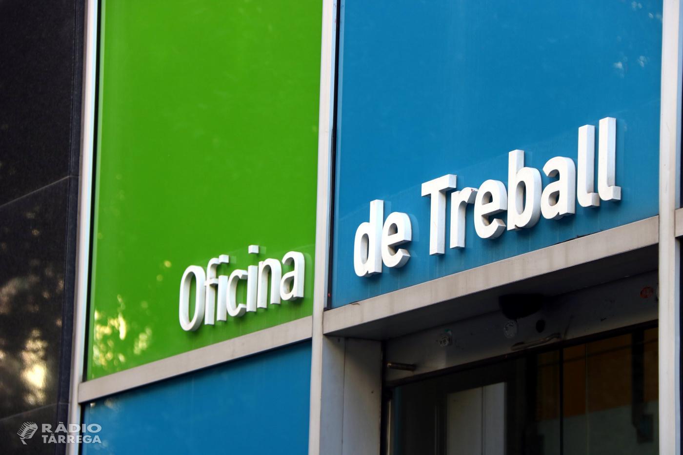 L'atur cau per quart mes consecutiu a la demarcació de Lleida i la xifra de desocupats se situa en 22.598