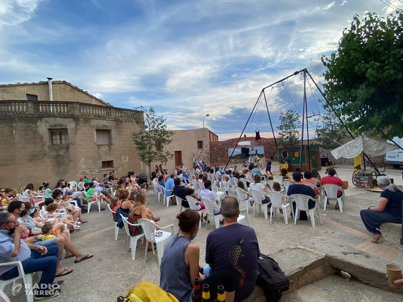 La Figuerosa acull el primer espectacle del Cicle d'Arts de Carrer PÚBLIC!