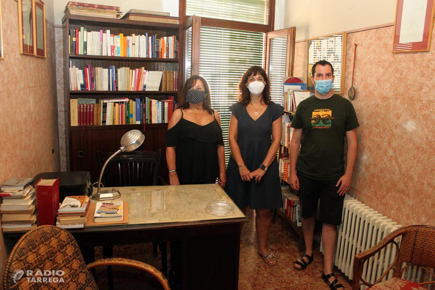 Tàrrega tindrà una casa museu dedicada a l'escriptor Manuel de Pedrolo