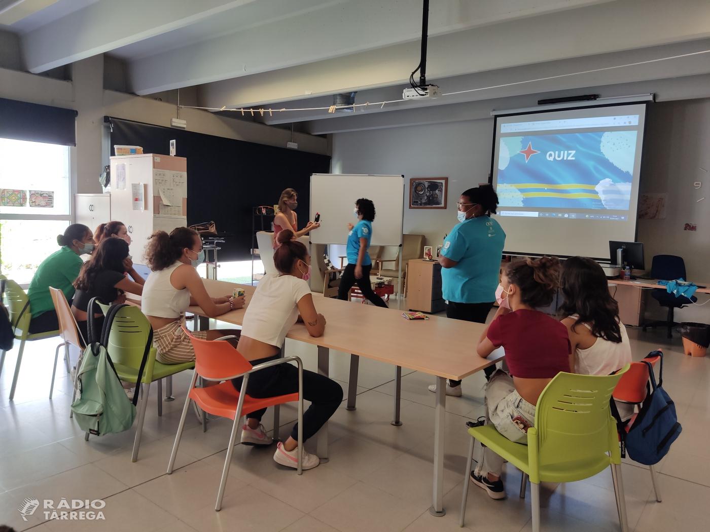 Una trentena de joves participen aquest estiu al Programa de Voluntariat del Grup Alba