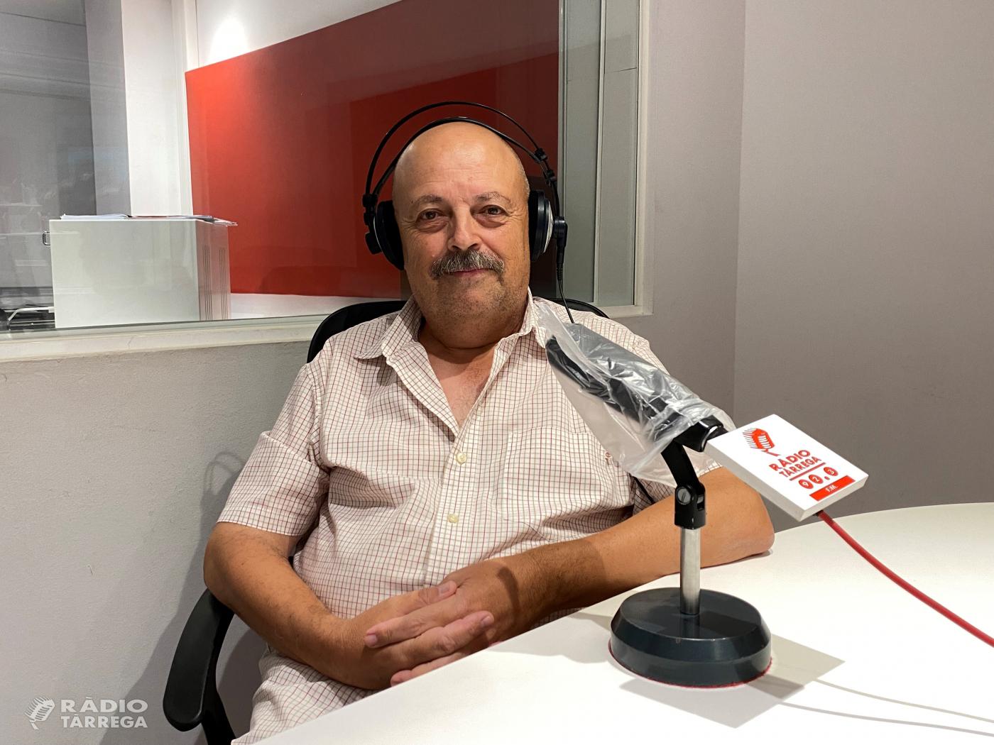 ENTREVISTA El targarí Josep Llorens crea el Joc de Construcció del Patrimoni Targarí