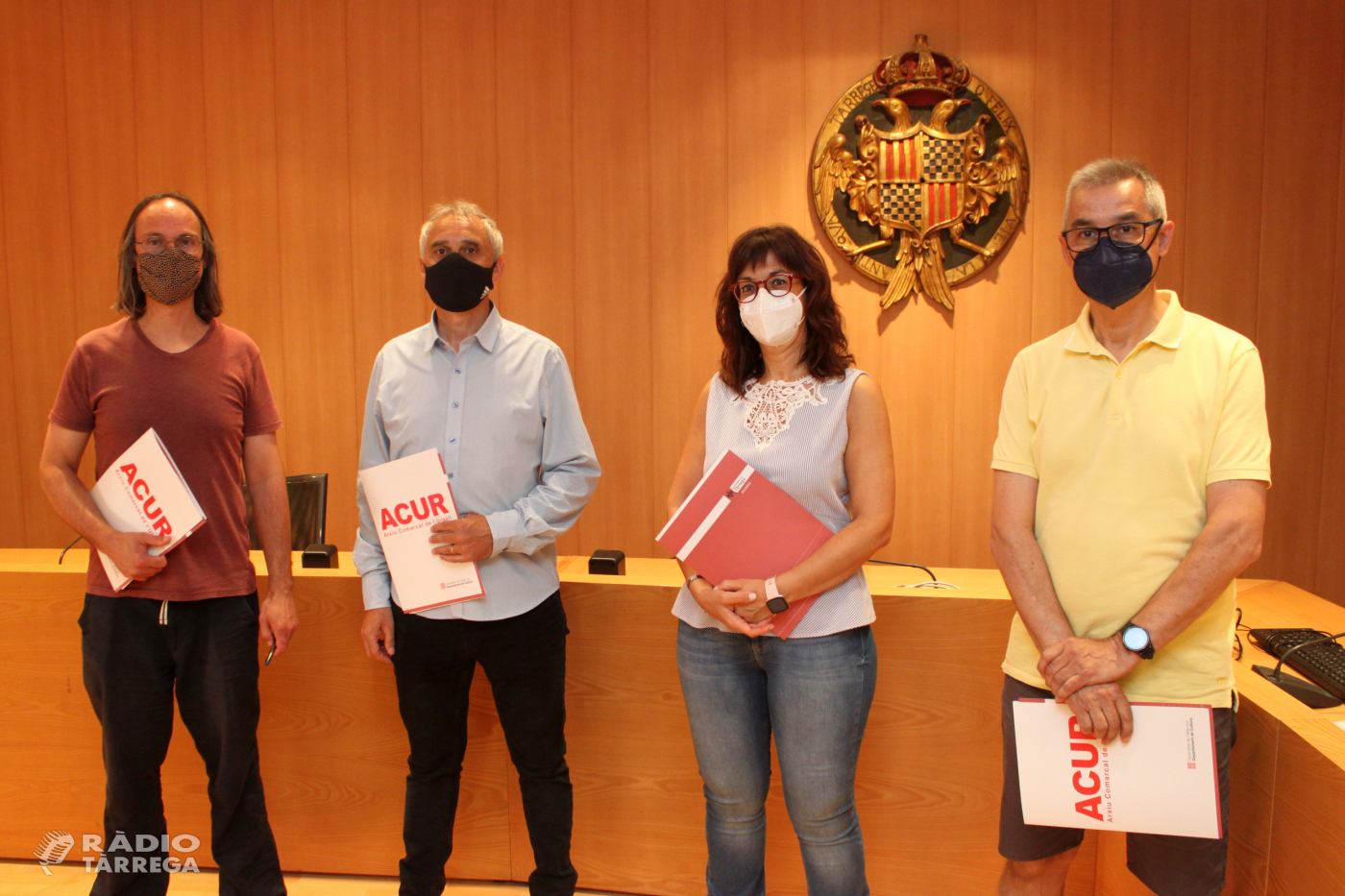 L'Ajuntament de Tàrrega rep en donació el fons fotogràfic i audiovisual de Jaume Grau Sibila