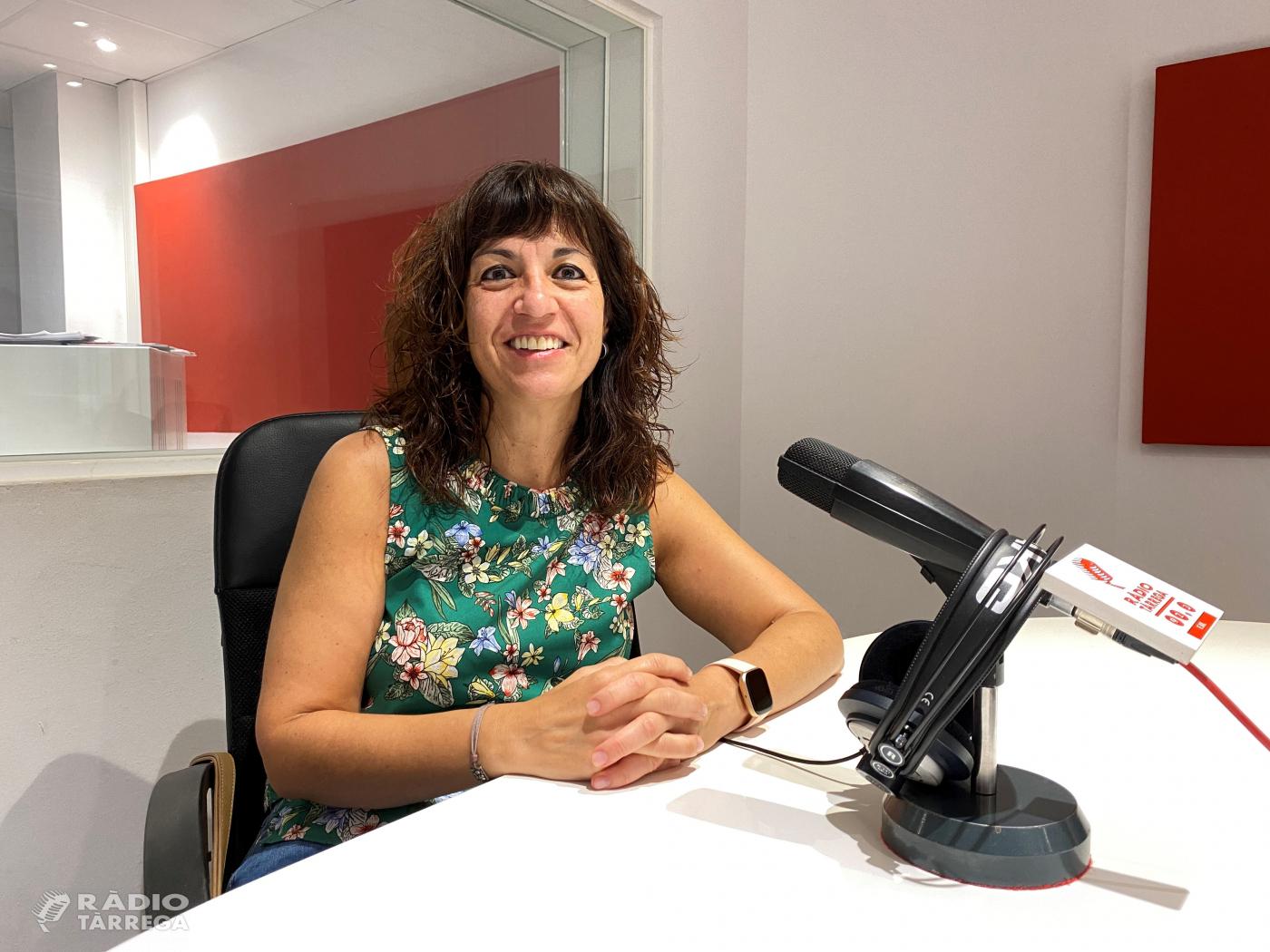 ENTREVISTA L'alcaldessa de Tàrrega Alba Pijuan Vallverdú lamenta que el toc de queda plantejat pel Govern no sigui generalitzat