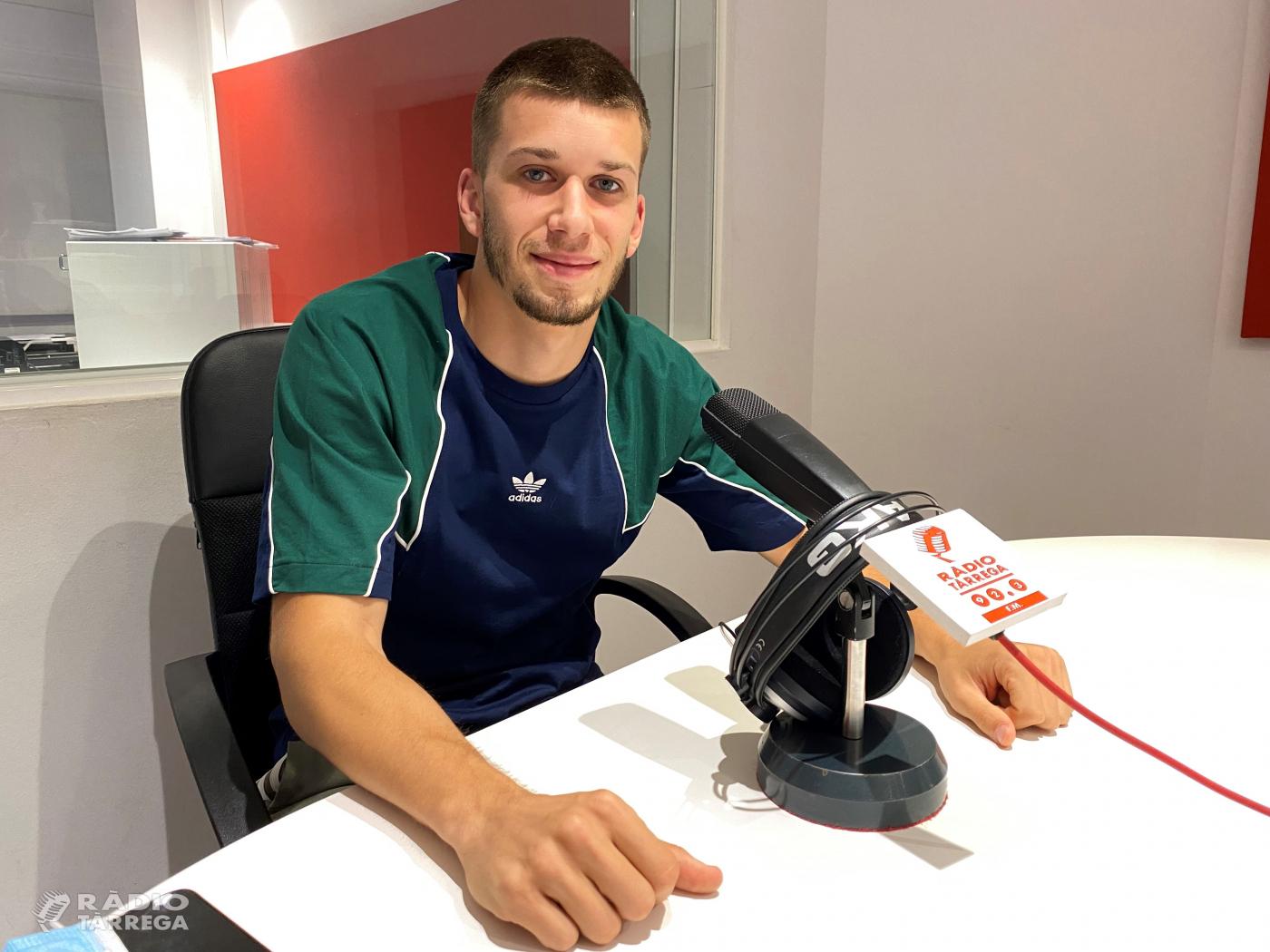 ENTREVISTA amb l'atleta targarí Arnau Monné medallista en els Campionats Europeus sub-23